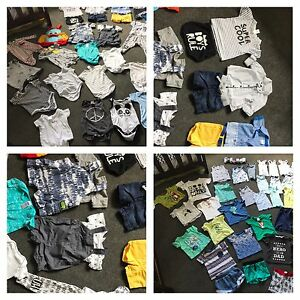 Baby boys summer clothing and others Caboolture Caboolture Area Preview