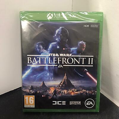 Star Wars Battlefront II 2 Xbox One Game - New and Sealed