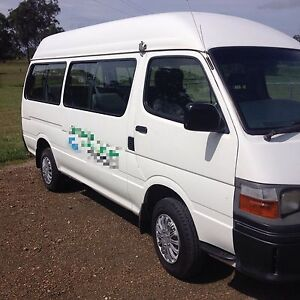 Hiace commuter diesel Taree Greater Taree Area Preview