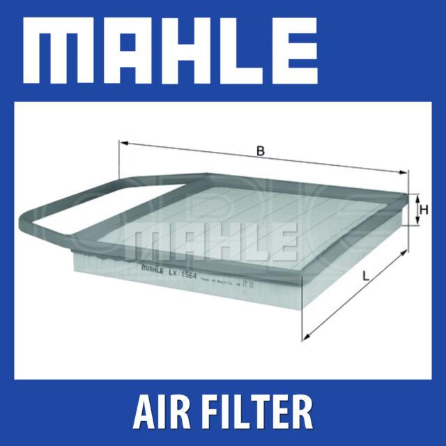 Mahle Air Filter LX1564 - Fits BMW 335 - E90/E91 - Genuine Part