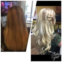MOBILE/ affordable hair extensions!! Hot fusions! Same day