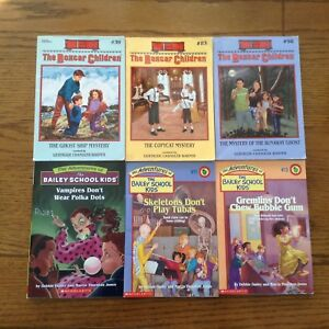 Children's fiction books