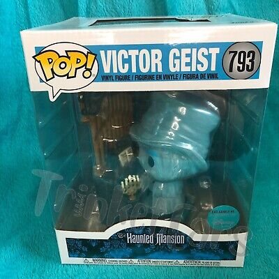 Funko Victor Geist Disney Park vinyl pop #793 Haunted Mansion  !Confirmed Order!