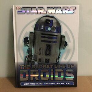 Star Wars The Secret Life Of Droids book Rosebery Inner Sydney Preview