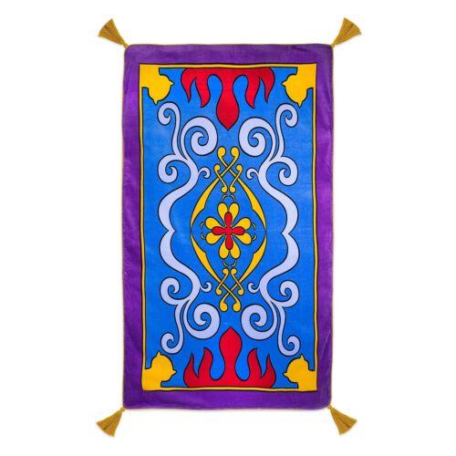 "Oh My Disney Aladdin Magic Carpet 40"" x 70"" Beach Towel new"