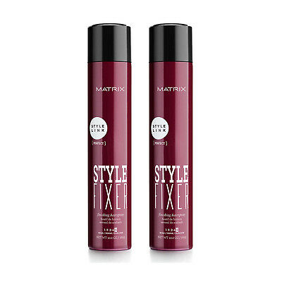 2 Matrix Style Link Style Fixer hairSpray 10.2 oz , pack of 2