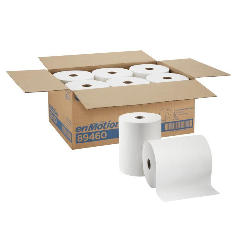 "Georgia Pacific enMotion 89460 Paper Towel Roll 10"" x 800"