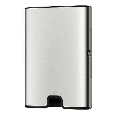 Ada Compliant Version. Trk463002 Elegant Tork Folded Towel Dispenser