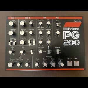 roland pg-200  controller for jx3p. 500$ firm