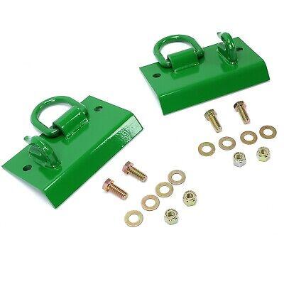 Bolt On D Rings Grab Hooks For John Deere Compact Tractor 1025r 2032r 3320 2520