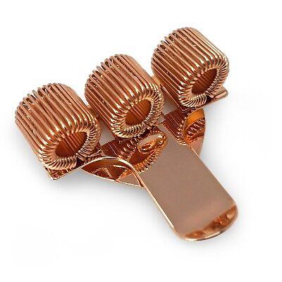 Dreifach Metall Stifthalter mit Tasche Clip - Ideal für Ärzte/ Krankenschwestern