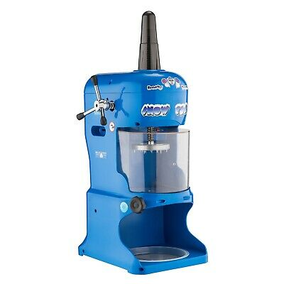 Great Northern Snow Cub Commercial Shaved Ice Machine I Shaver Snow Cone Maker