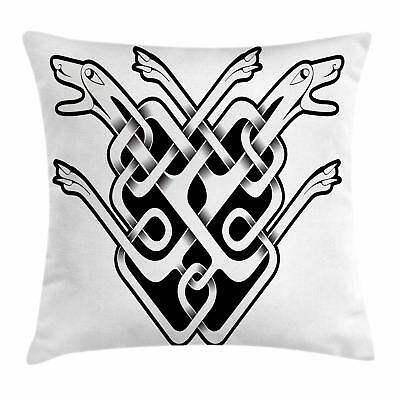 Celtic Throw Pillow Cases Cushion Covers Ambesonne Home Deco