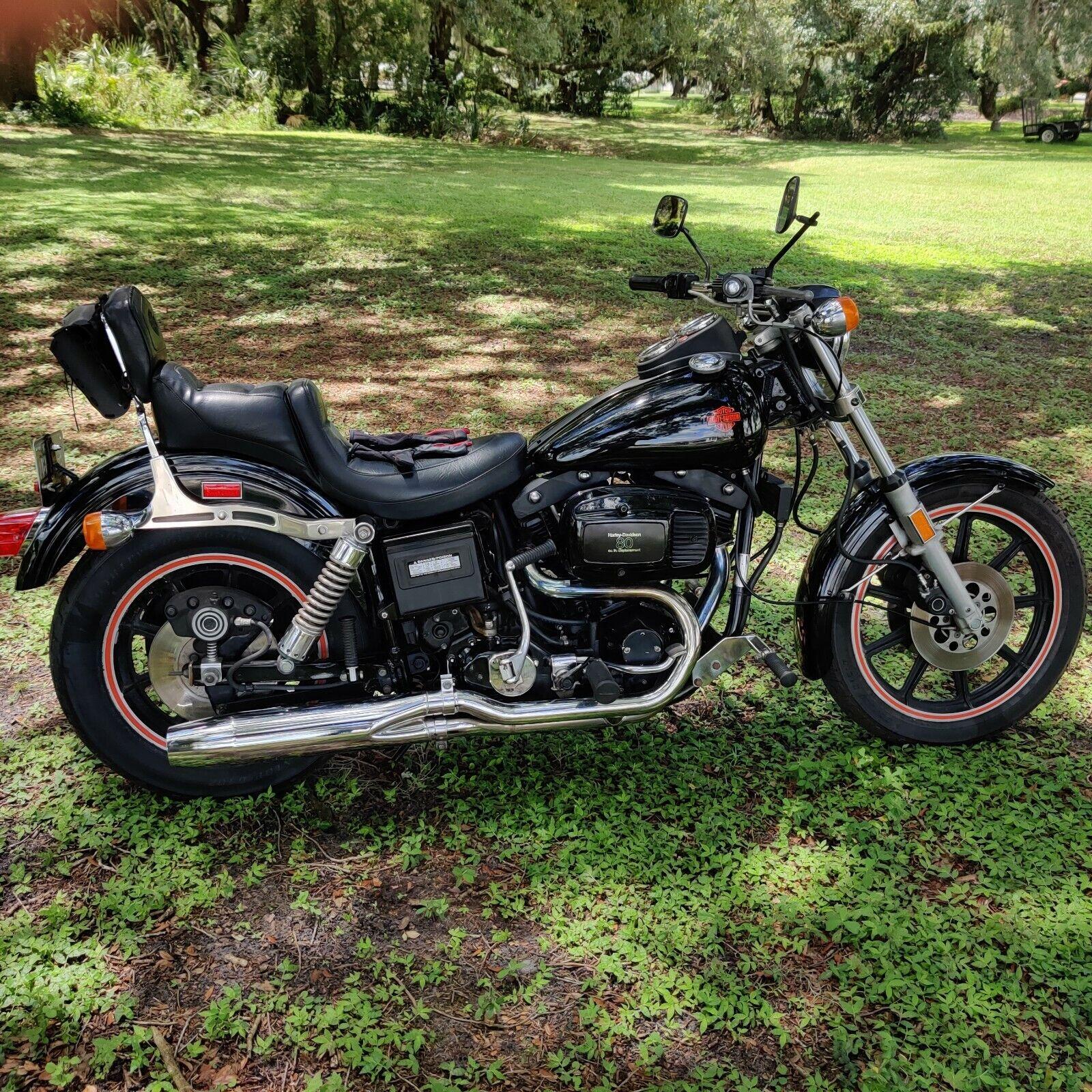 1980 Harley-Davidson Sturgis FXB