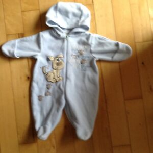 Baby Bell Worn Once 3 Month Warm Sleeper......$4