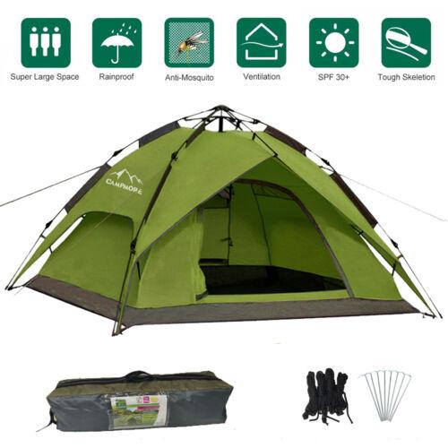 Sekundenzelt 2-3 Personen Zelt Campingzelt Zelt Wurfzelt Igluzelt Kuppelzelt