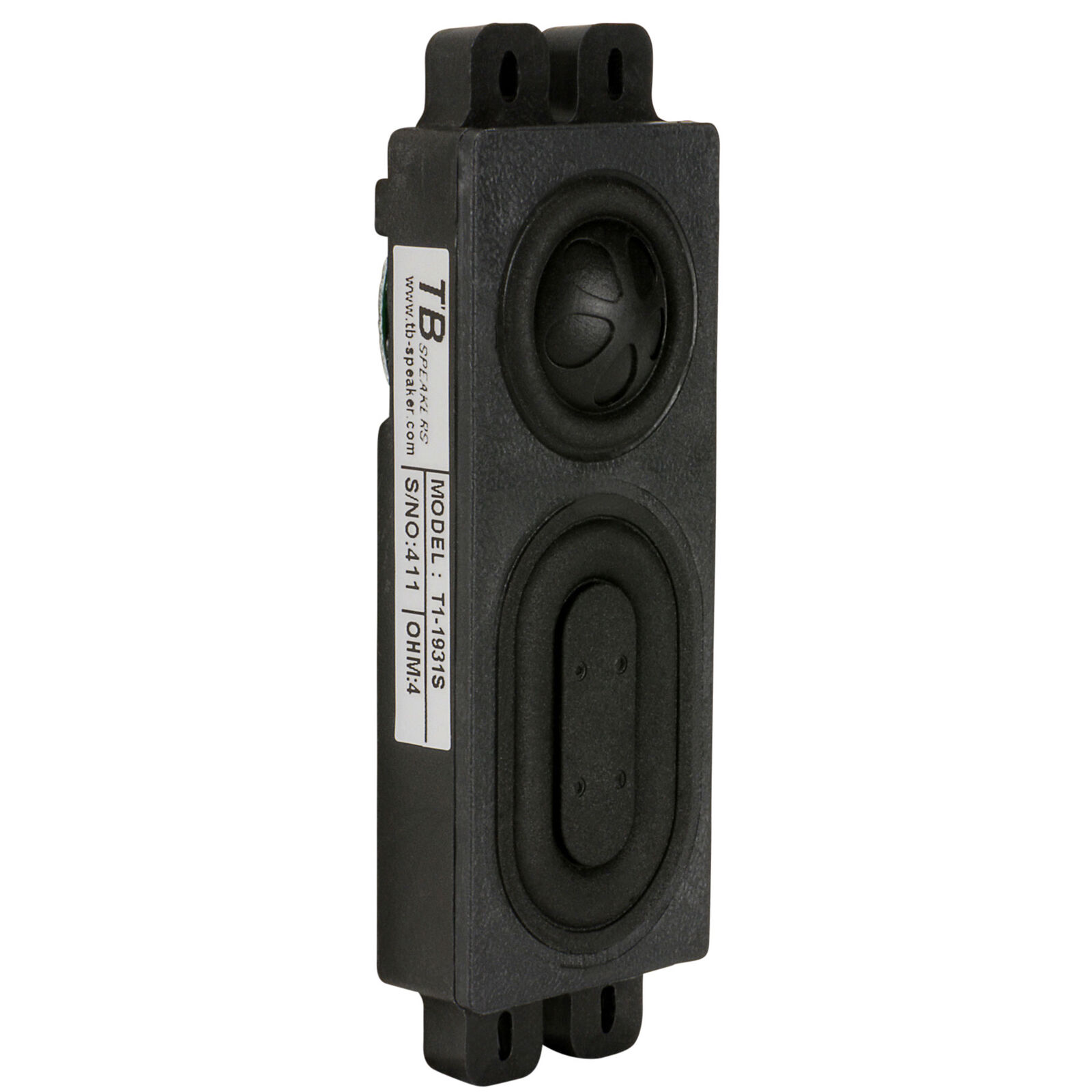 """Tang Band T2-2136SA 2/"""" Full Range Speaker Module 2-3//4/"""" x 2-3//4/"""""""