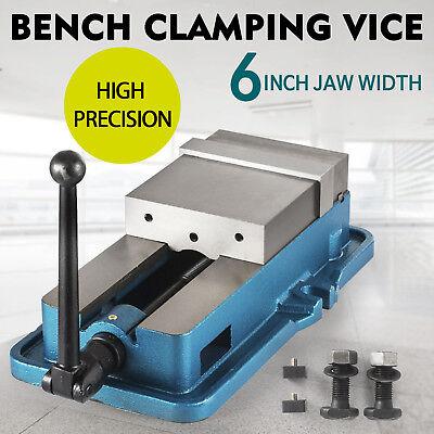 6 Accu Lock Vise Precision Milling Drilling Machine Bench Clamp Vice Unit