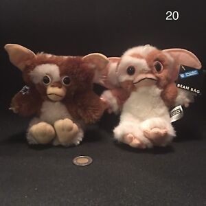 Gizmo Stuffed Toy & Beanie - New with Tags - sold as a pair