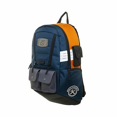 Naruto Hidden Leaf Village Built-Up Backpack