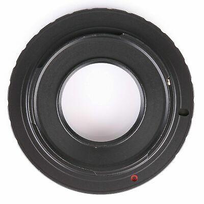 ADAPTADOR DE MONTURA C para Canon EOS M EF-M