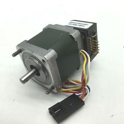 Applied Motion 5014-872 Stepper Motor 4.3vdc 4.3 O 200sr Encoder E2-500-197-i