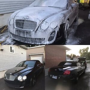 Quality Mobile Auto Detailing At Your Home
