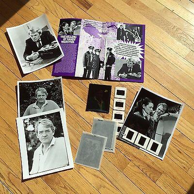 The Killing of Randy Webster Holbrook Leigh Carter Negatives Photos Make offer!