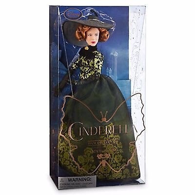 DISNEY STORE LADY TREMAINE STEPMOTHER PRINCESS CINDERELLA FILM COLLECTION DOLL