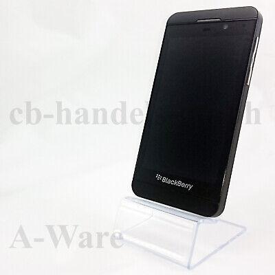 Wifi 3g Smartphone (BlackBerry Z10 16 GB 4,2 ZOLL 8MP SMARTPHONE OS10 LCD HDMI 3G WIFI TECHNISCH TOP)