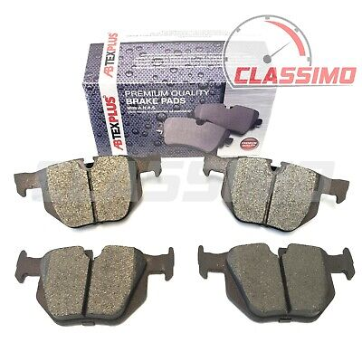 Rear Brake Pads for BMW 5 SERIES E60 & E61 - 520 523 525 530 - 2003 to 2010