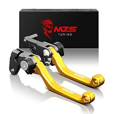 Mzs Bremse Kupplung Kurz Hebel für Yamaha WR250R/WR250X/SEROW225,250 F/S W Track
