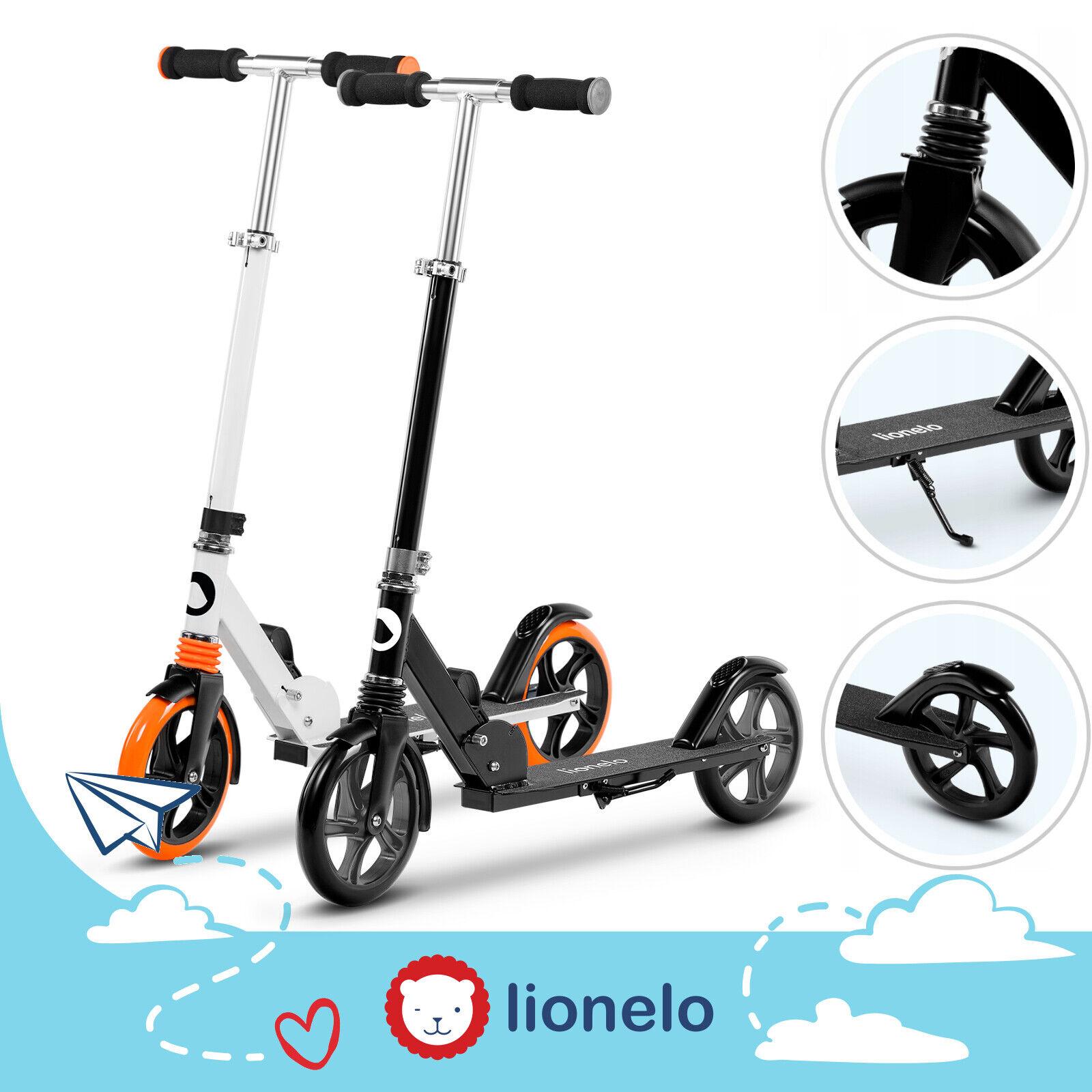 Lionelo Luca Scooter Roller Kinderroller Cityroller Tretroller Kickroller Alu