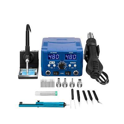 Digital Soldering Station Prostormer 2 In 1 Rework Station Heat Gun Hot Air ...