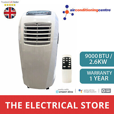 Portable air conditioning cooling unit 9000 BTU with wifi control KYR-25CO/AG