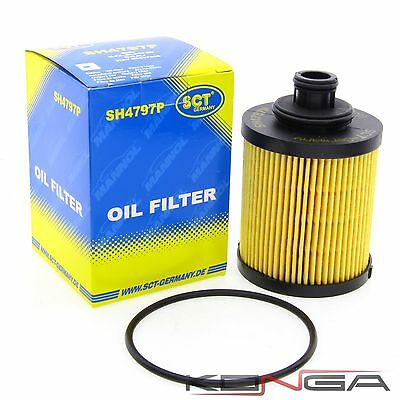 SCT Ölfilter SH4797P Filter Motorfilter Servicefilter Patronenfilter