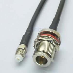 N-female-nut-bulkhead-to-FME-female-straight-RG58-cable-pigtail-50cm