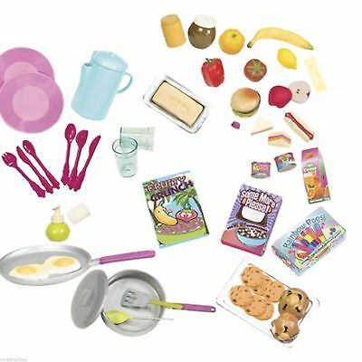 """Our Generation RV Seeing You Camper Accessory Food fits American Girl 18"""" No BOX"""
