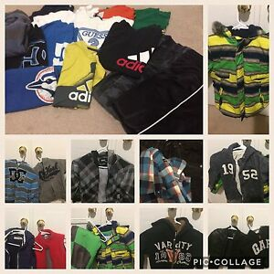 Boys Clothes- size 6/7
