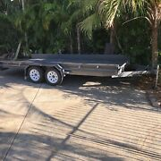 Car trailer Gray Palmerston Area Preview