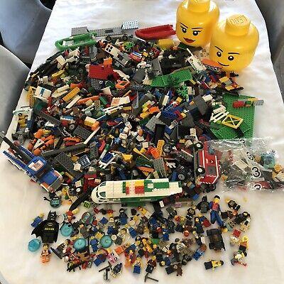 HUGE LEGO Assorted City Minifigures Sets Job Lot Bundle Series Dimensions - 5 Kg