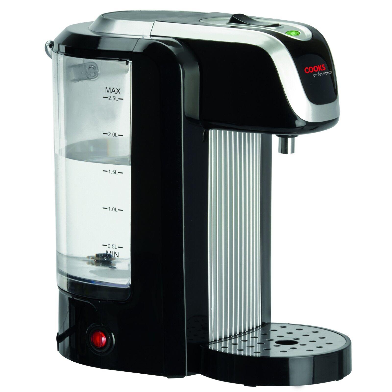 Instant Hot Water Dispenser & Boiler Machine 2600W 2.5L Rapid Boil ...