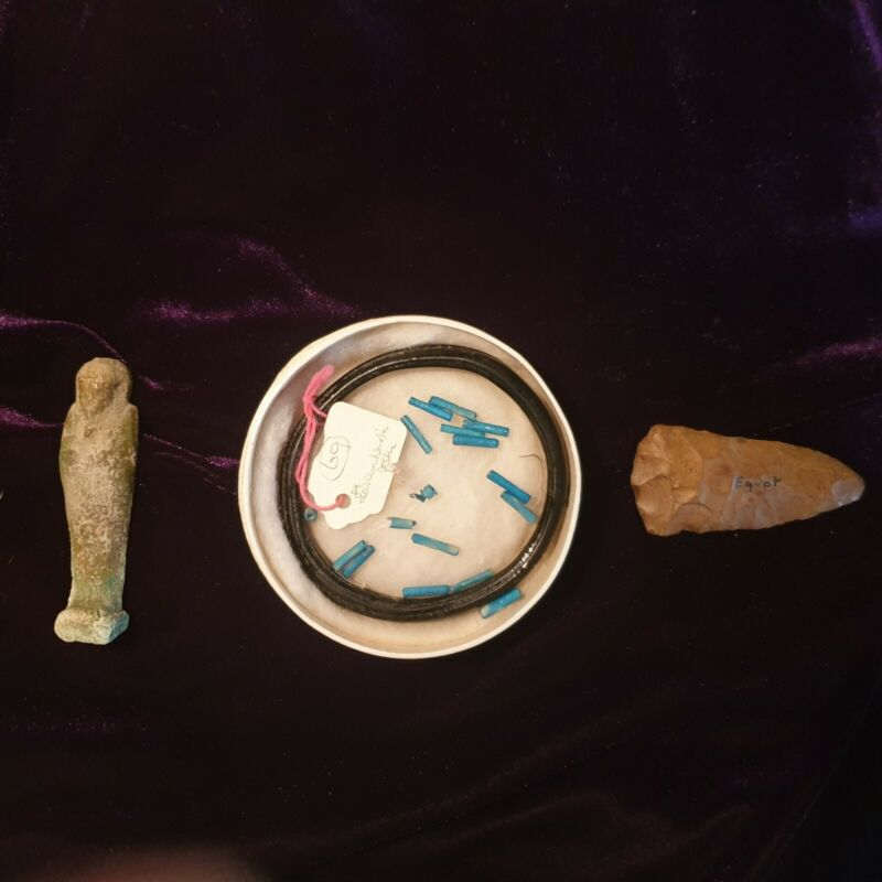 Egyptian and Roman Antiquities