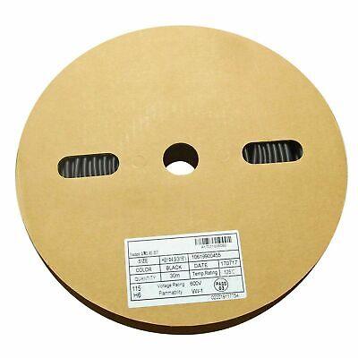 100 Ft.100feet 316 5mm Polyolefin 21 Heat Shrink Tubing Tube Cable Ul