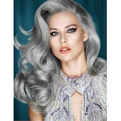 New Best  Hair Colour Best permanent cream hair dye - Light Grey Silver No A21