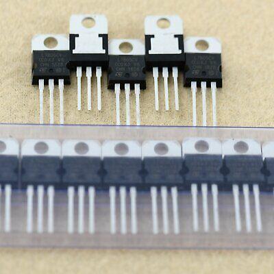New 10 X Lm7805 L7805 7805cv Voltage Regulator Ic 5v 1.5a