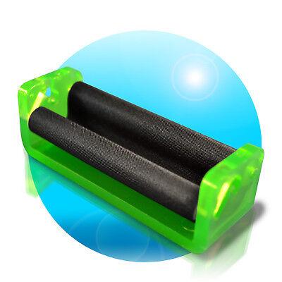 Zigarettendrehmaschine Drehmaschine Zigarettenwickler Tabakroller grün 70mm