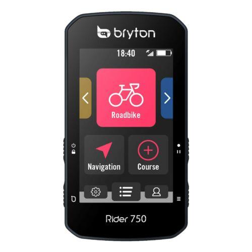 [OFFICIAL] Bryton Rider 750 GPS Bike Computer: Versatility at its Core