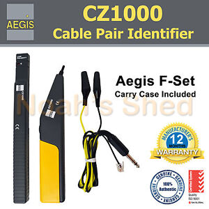 AEGIS-CZ1000-FSet-Cable-Telephone-Phone-Line-Tone-Tracer-Generator-Tester-Finder