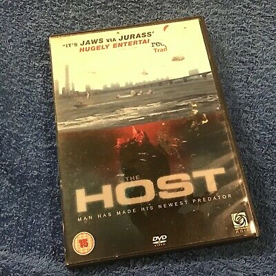 The Host - 2 Disc Version - Korean monster / horror movie with ENG SUBS